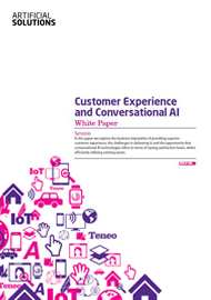 Customer Experience and Conversational AI