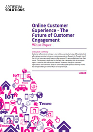 Online Customer Experience - The Future of Customer Engagement