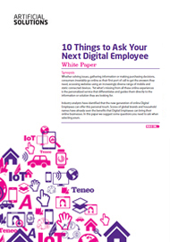 10 Things to Ask Your Next Digital Employee