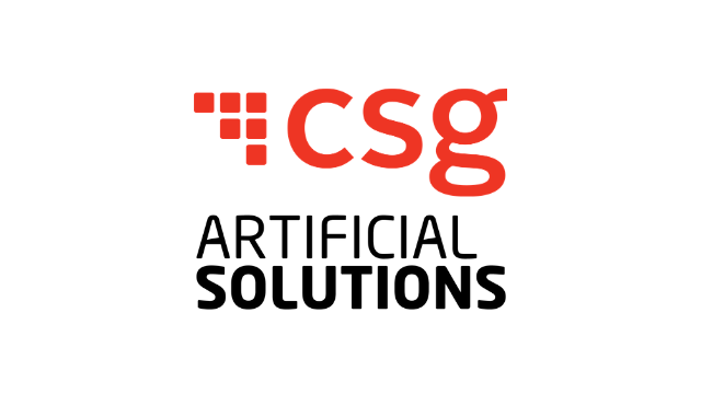 CSG and Artificial Solutions Press Release