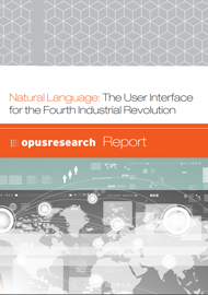 Natural Language: The User Interface for the 4th Industrial Revolution
