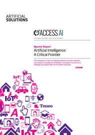 Artificial Intelligence: A Critical Frontier