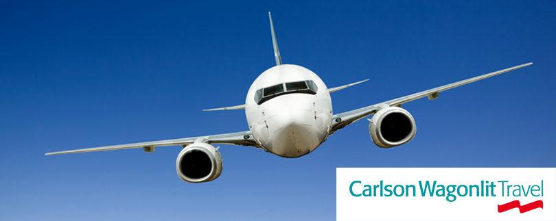 Carlson Wagonlit Travel App Take Flight