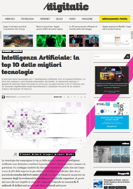 Intelligenza Artificiale: la top 10 delle migliori tecnologie