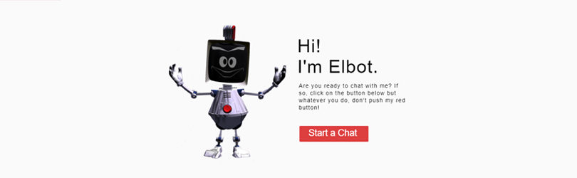 elbot-personality-virtual-assisstant