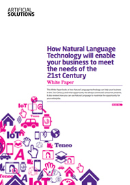 Significance of Natural Language in 21st Century