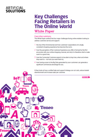 Key Challenges Facing Retailers in The Online World