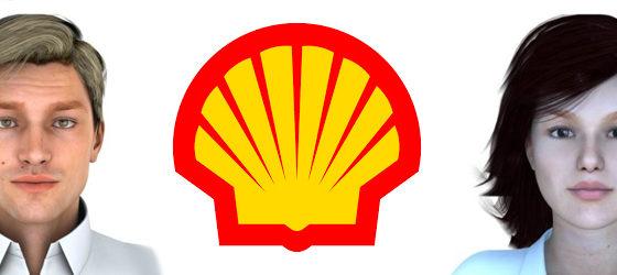 Shell's digital employees Emma & Ethan