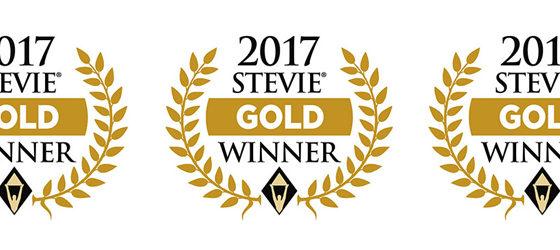 teneo-2017-stevie-awards-gold