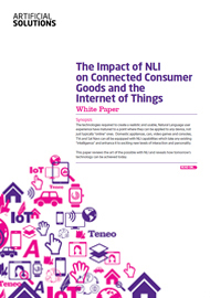 The Impact of NLI on Connected Consumer Goods